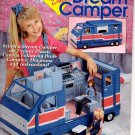 Plastic Canvas Dream Camper Pattern Book - The Needlecraft Shop 923714