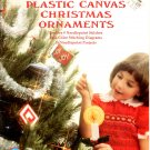 EZ-Count Plastic Canvas Christmas Ornaments - Boye No. 7712