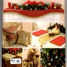 Simplicity 1576 Christmas Accessories Patterns - Uncut