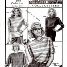 Stretch & Sew 333 T-Shirt Collection Pattern  - Uncut