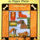 Fanciful Quilts to Paper Piece by Wendy Vosters - Softcover That Patchwork Place B691