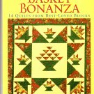 Basket Bonanza 14 Quilts From Best Loved Blocks Nancy Mahoney - That Patchwork Place B670