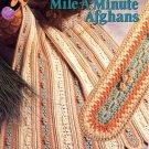 Annie's Mile-a-Minute Afghans - Annie's Attic Book 234K