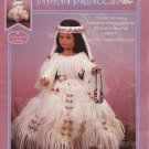 Indian Princess IV - Crochet Doll Fibre-Craft Book FCM446
