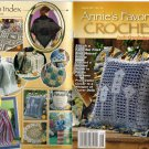 Annie's Favorite Crochet August 2001 Number 112 Magazine