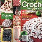 Crochet home & holiday January 2002 Number 86 Magazine