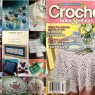 Crochet home & holiday March 2001 Number 81 Magazine