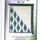 "WaterFall Erin Underwood Quilt Pattern 68"" x 78""  EUQ203"