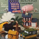 Plastic Canvas Banks Patterns American School of Needlework 3092