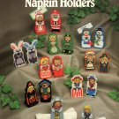 Darice Napkin Holders #36561 Plastic Canvas Patterns