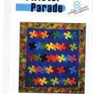 Twister Parade Quilt Pattern by Amy's Wagon Wheel Creations AWWC17