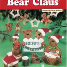 Plastic Canvas Bear Claus Patterns The Needlecraft Shop 993112