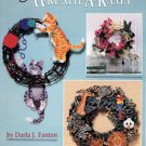 Plastic Canvas Wreath-A-Rama - American School of Needlecraft 3153