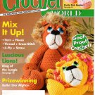 Crochet World Magazine June 2007 Vol 30 No 3