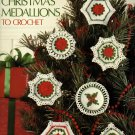 Christmas Medallions to Crochet - Leisure Arts Leaflet 1108