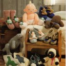Bedtime Buddies Crochet Patterns 88C The Crochet Catalog