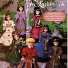 Crochet Renaissance Ladies Patterns The Needlecraft Shop 971003