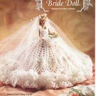 Crochet Sweet Dream Bride Doll Pattern - The Needlecraft Shop 981025