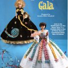 Crochet Fashion Doll Mardi Gras Gala Patterns - The Needlecraft Shop 981034