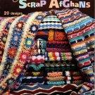 Crochet The Ultimate Book of Scrap Afghans - American School of Needlework 1272
