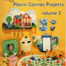 Easy To Make Plastic Canvas Projects Volume 2 -  Patterns American School of Needlework 3020 or S-20
