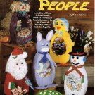 Plastic Canvas Party People Patterns The Needlecraft Shop 973385