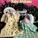 Knit & Crochet The Ultimate Book of Baby Afghans - American School of Needlework 1255