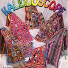 Kaleidoscope Afghans - The Needlecraft Shop 921507