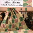63 Easy-To-Crochet Pattern Stitches - Leisure Arts Crochet Leaflet 555