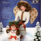 Plastic Canvas Heavenly Messengers Joy Pattern The Needlecraft Shop 943312