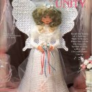 Plastic Canvas Heavenly Messengers Unity Pattern The Needlecraft Shop 943306