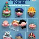 Plastic Canvas Squeezum Folks Pattern - American School of Needlework 3052
