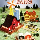 Plastic Canvas Farm - American School of Needlework 3099