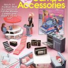 Plastic Canvas Fashion Doll Camper Accessories - The Needlecraft Shop 923715