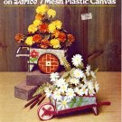 Needlepoint Projects on Darice 7 Mesh Plastic Canvas - Darice #37208