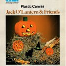 Plastic Canvas Jack O'Lantern & Friends - Nifty Publishing