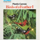 Plastic Canvas Birds of a Feather I - Nifty Publishing