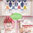 Plastic Canvas Cottontail Cuties - The Needlecraft Shop 933108