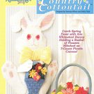 Plastic Canvas Country Cottontail - The Needlecraft Shop 923348