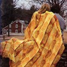 American Afghans A Visit to Old Sturbridge Village Crochet and Knitting Patterns - Bernat No 211