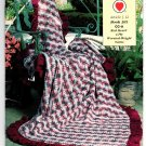 Victorian Afghan Collection II to Crochet - Red Heart Book 369