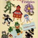 Plastic Canvas Frolicking Fridgies Patterns American School of Needlework 3193
