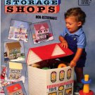 Lift Top Storage Shops Plastic Canvas Book - Annie's Attic 87S30