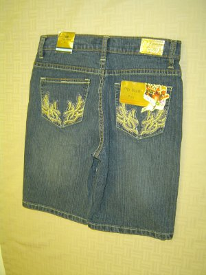 Boys Sz 14 Jean Shorts NWT