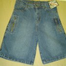 Boys Blue Shorts sz 16