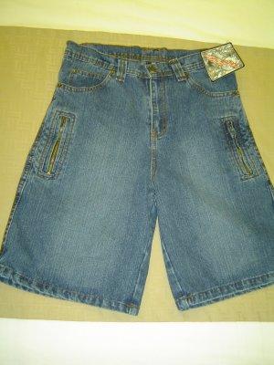 Boys Blue Shorts sz 16