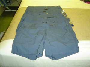 sz 8 Blue Junior sz shorts
