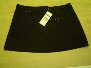 New sz 10 Anne Cole Black Miniskirt