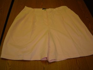 NWT sz 18 Pink Shorts