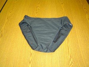 sz 12 Beach Bay Black swimwear bottoms